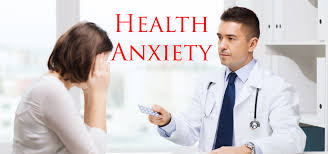 online therapy for health anxiety